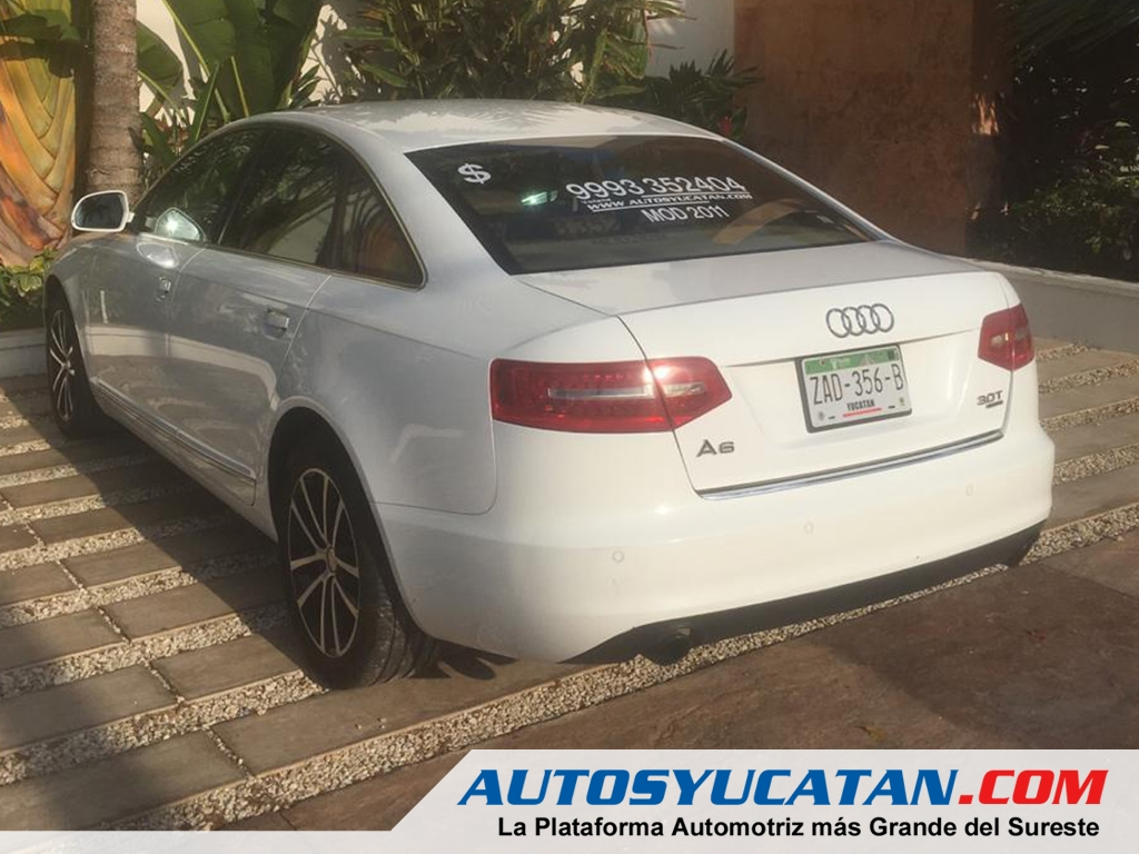 Audi A6 2011 WP4 Elite Tour