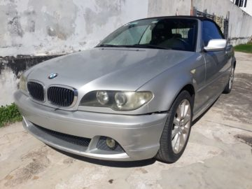 BMW 325A Cabrio Hard Top Edition