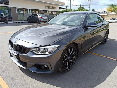 BMW Serie 4 435i M Coupe Sport 2015
