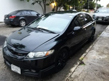 Honda Civic EXL 2009