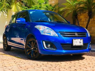 Suzuki Swift 2016