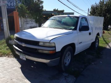 Chevrolet pick up silverado 2000