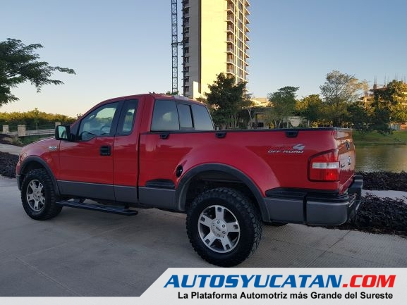Ford Lobo Fx4 cabina regular Traccion 4×4