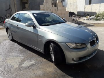 BMW 325 I Convertible 2008