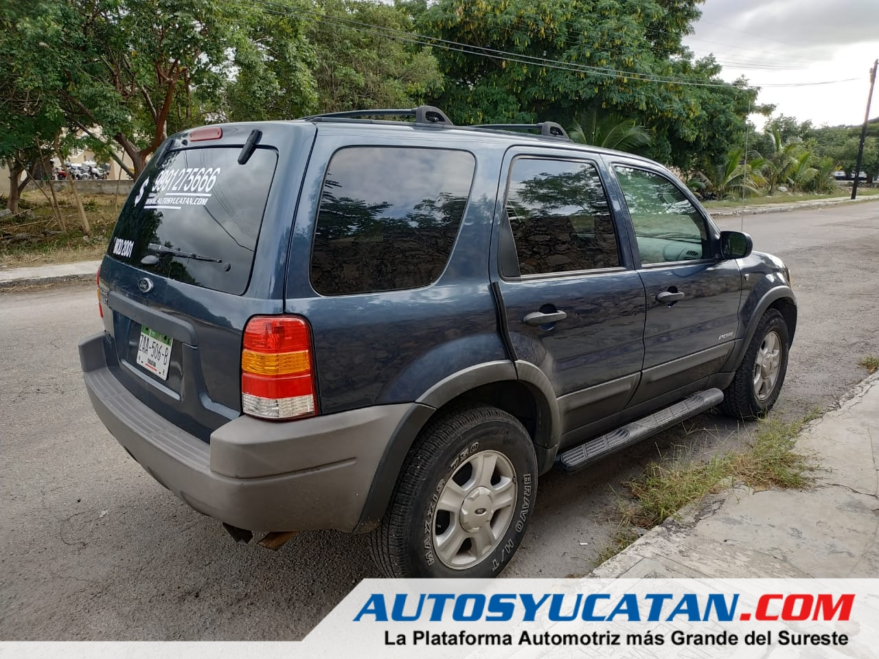 Ford Escape 2001 Autos Yucatan