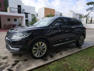 Lincoln MKX 2016