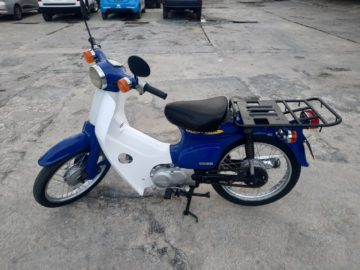 Honda Econo Power C90 2007