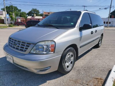 FORD FREESTAR 2005 XT