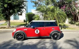 Mini Cooper 2008 1.6 S Chili Aa Tela/piel Qc At