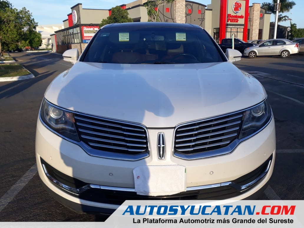 Lincoln MKX Reserve 2.7 2016