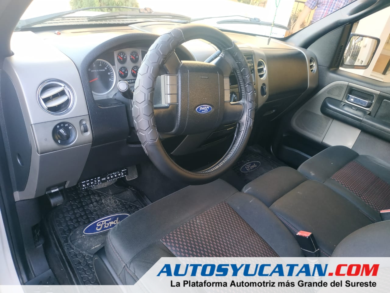 Ford Lobo 4X2 Sport Cabina Regular 2008