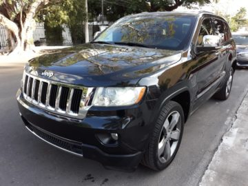 Grand Cherokee Limited 2011