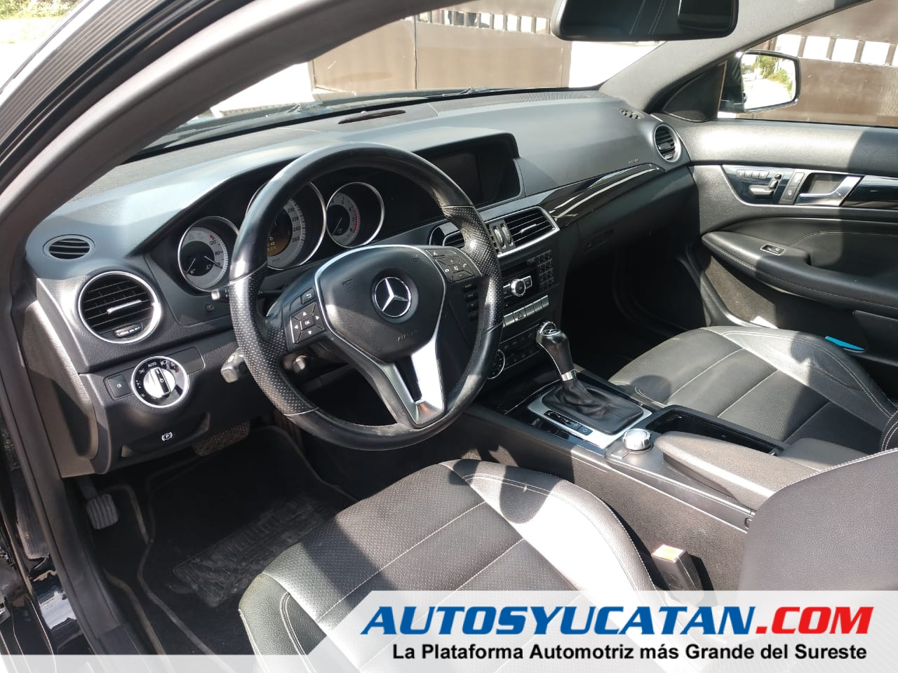 Mercedez C250 Coupe 2012