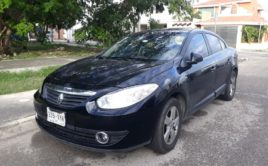 Renault Fluence Dynamic 2011