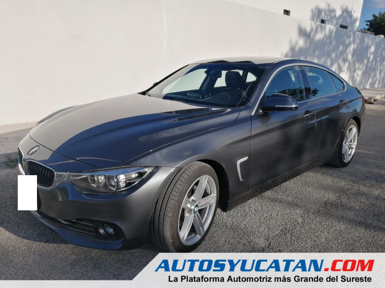 BMW 420 IA Gran Coupé Excecutive AUT