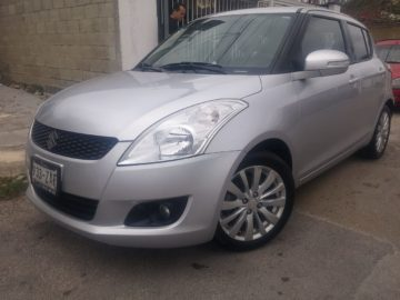Suzuki Swift Version GLX 2013