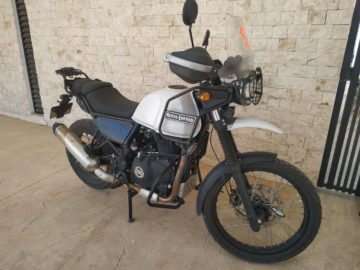 Himalaya Royal Enfield 2019