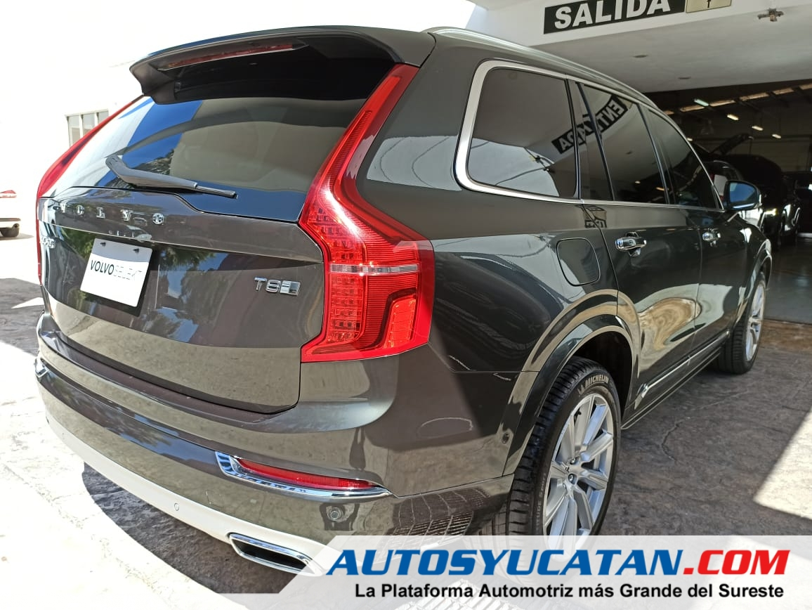 VOLVO XC90 INSCRIPTION T8 EAWD Híbrida 2018