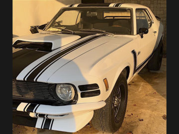 Ford Mustang Convertible 1970