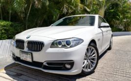 BMW Serie 5 528ia Luxury Line AT 2014