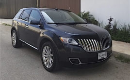 Lincoln MKX 2013, Full Equipo 2013