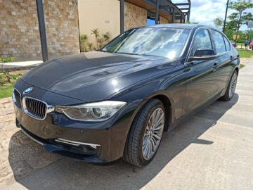 BMW 328ia Luxury 2014