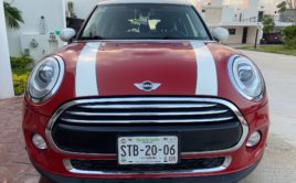 Mini Cooper Pepper 5 Ptas 2015
