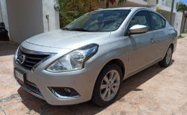 Nissan Versa Advance 2016