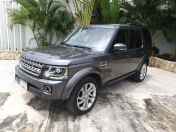 Land Rover Discovery LR4 HSE 2014