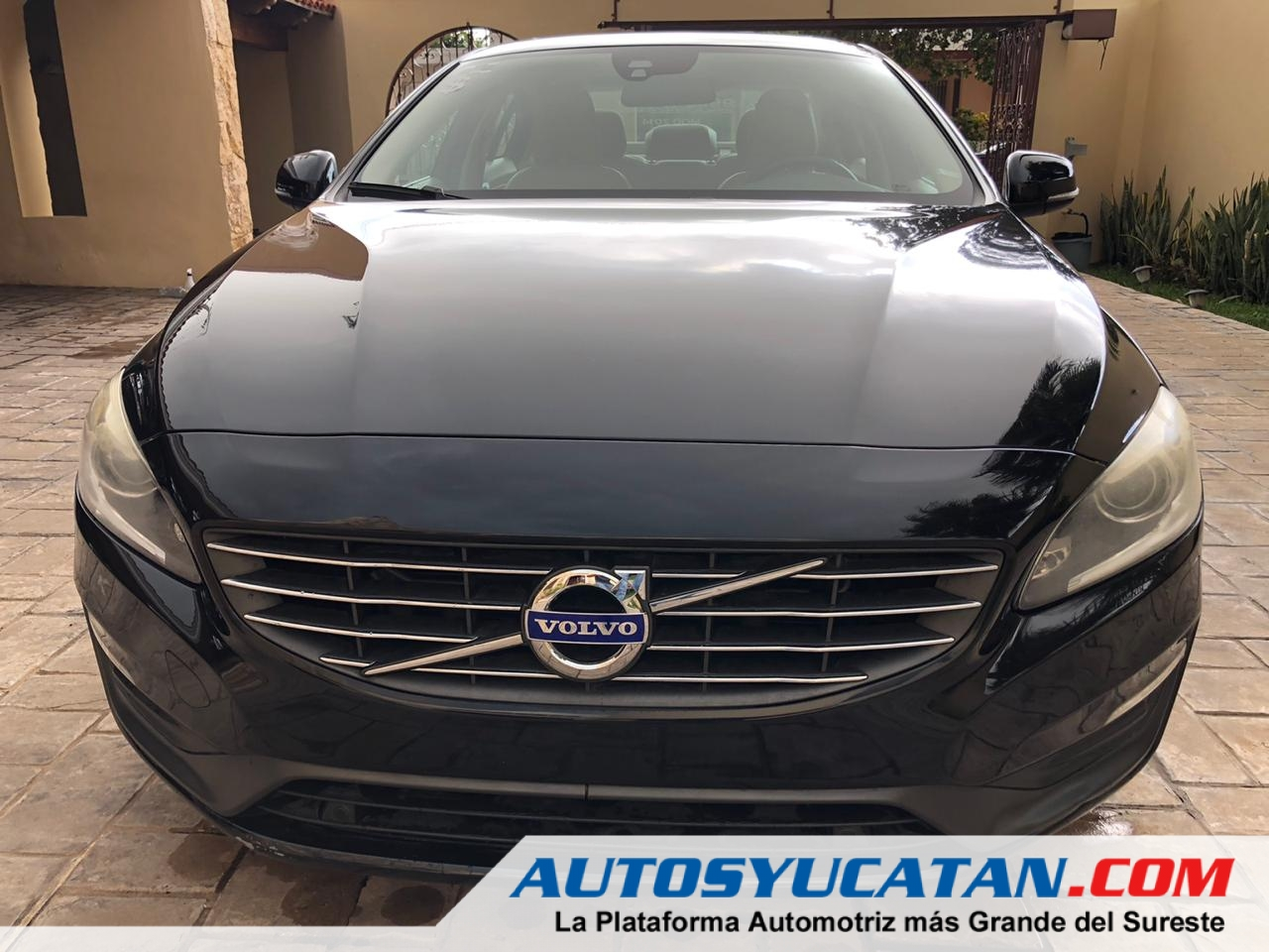 Volvo S60 Kinetic T5 Security Pack 2014