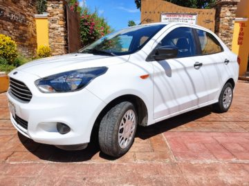 Ford Figo Impulse 2018