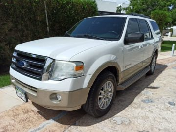 Ford Expedition 2007 Versión Eddie Bauer