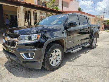 Chevrolet Colorado 4×4 de Lujo 2017