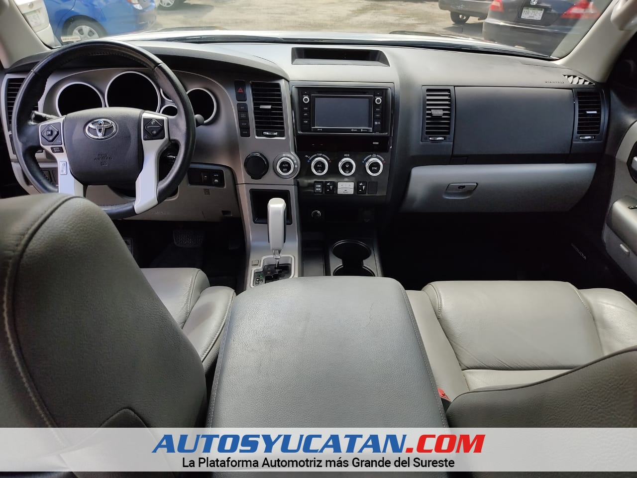 Toyota Sequoia Limited 5.7 2016