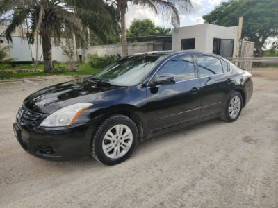 Nissan Altima High 2011