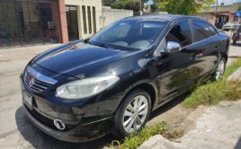 Renault Fluence Dynamic 2012