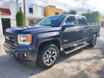 GMC Sierra All Terrain Doble Cabina 2014
