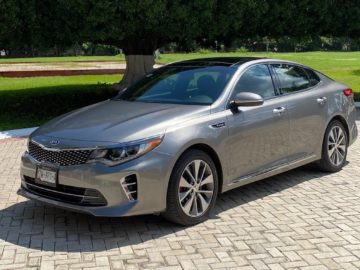 Kia Optima SXL 2017 impecable