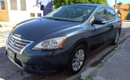 Nissan Sentra Advance 2015