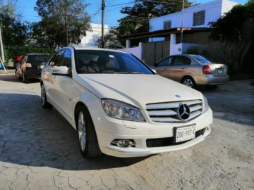Mercedes Benz C280 sport edition IMPECABLE.