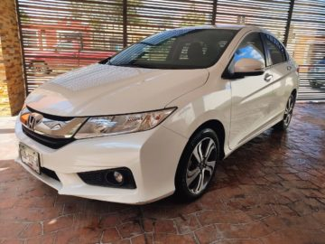 Honda City EX CVT 2017