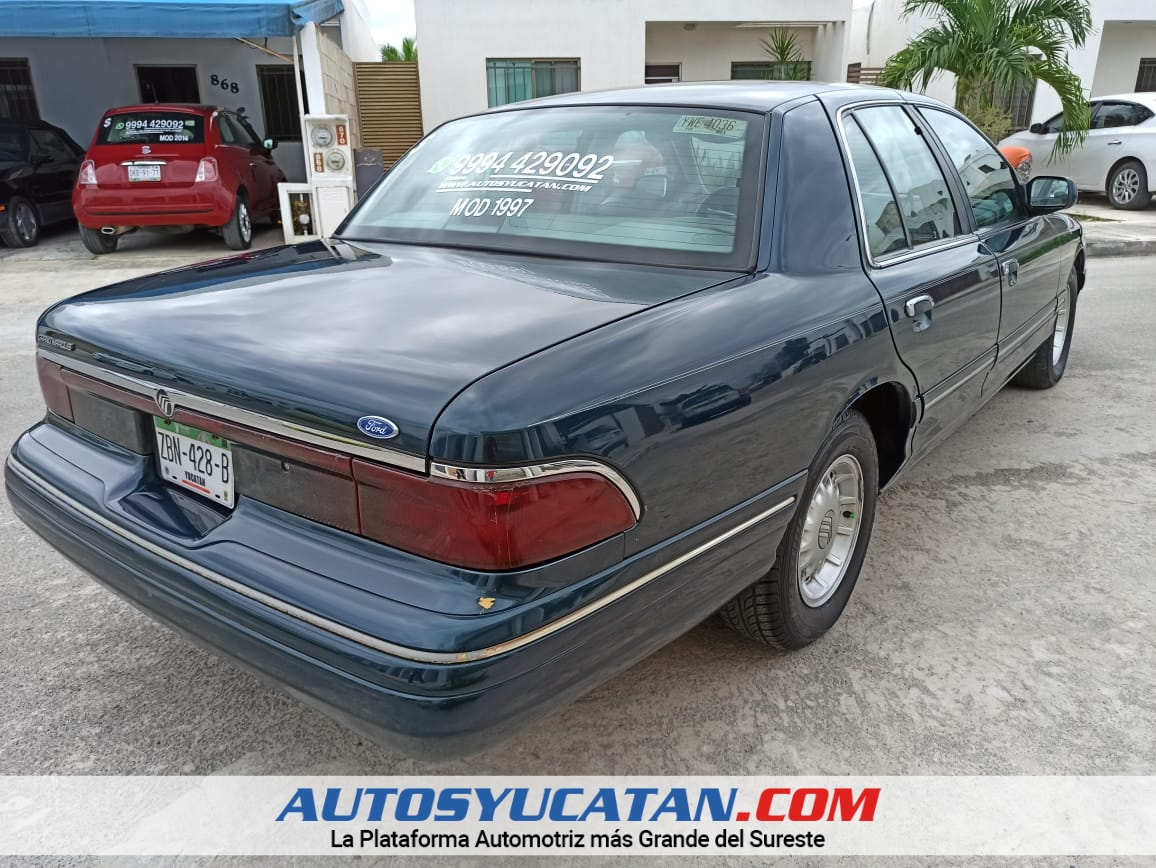Ford Grand Marquis 1997