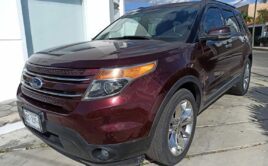 Ford Explorer Limited 4WD 2011