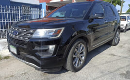 Ford Explorer Limited SWD 2016