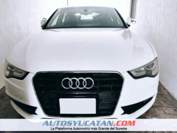 Audi A5 Sport back Luxury Edition 2012