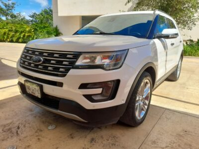 Ford Explorer 4WD Limited 2017